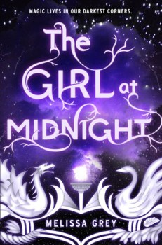 ARC Review: The Girl at Midnight by Melissa Grey