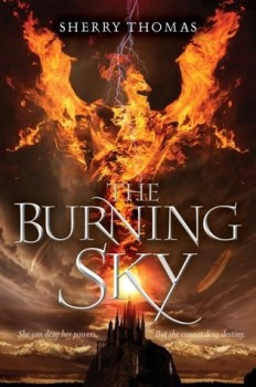 Book Review: The Burning Sky by Sherry Thomas