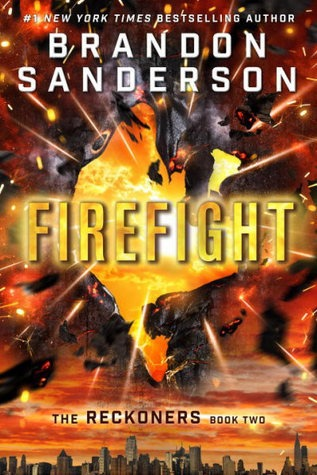 Teaser Tuesday: Firefight by Brandon Sanderson