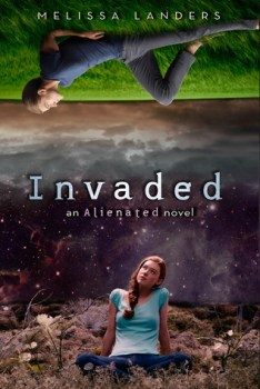 Friday Book Beginnings and Friday 56: Invaded by Melissa Landers