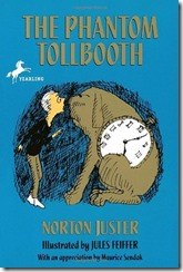 Audiobook Review: The Phantom Tollbooth