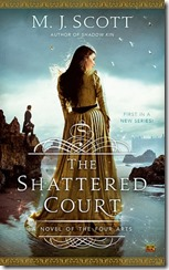 Book Review: The Shattered Court by M.J. Scott