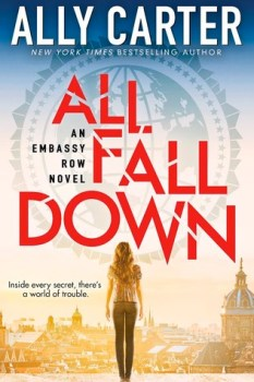 Book Review: All Fall Down by Ally Carter