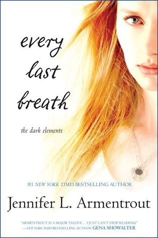 {Book Review} Every Last Breath by Jennifer L. Armentrout