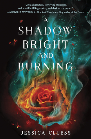 {Book Review} A Shadow Bright and Burning by Jessica Cluess
