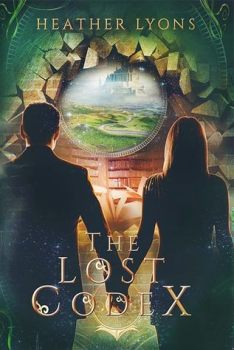 Blog Tour + Review: The Lost Codex by Heather Lyons