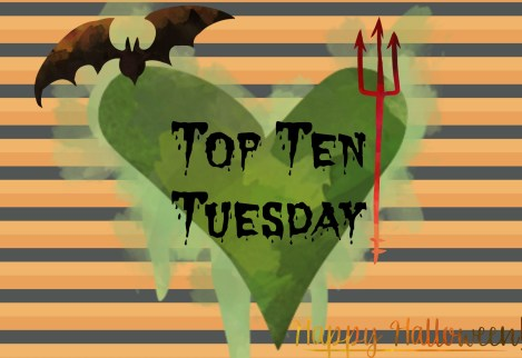 top-ten-tuesday-halloween