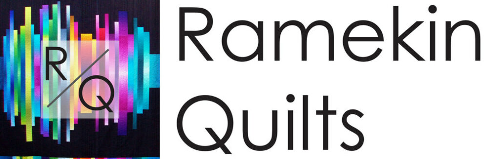 Ramekin Quilts Full Logo