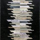 After Hours Modern Quilt Handmade