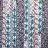 Paisley Shuffle Modern Quilt Handmade
