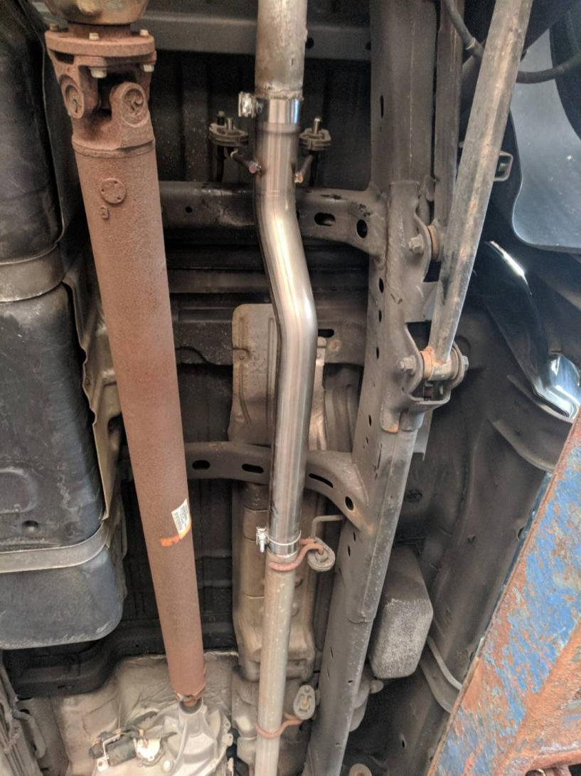 quietest muffler oem or other dodge