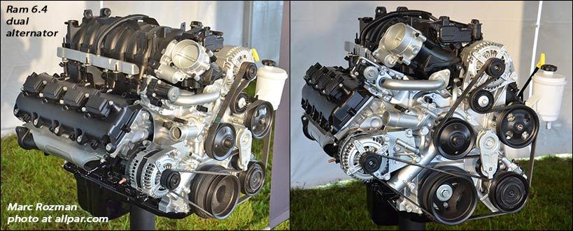 6 4l exhaust manifold flow dodge ram forum
