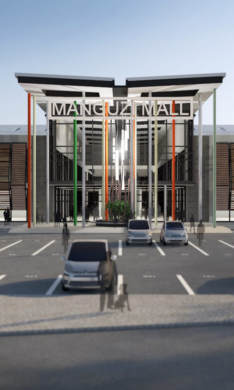 Manguzi Shopping Mall