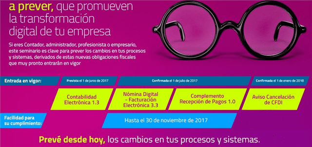 Cambios Fiscales 2017