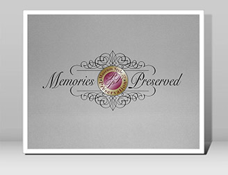 Memory Boxes are available in sizes for wedding dresses and more