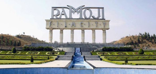 Image result for ramoji film city in hyderabad