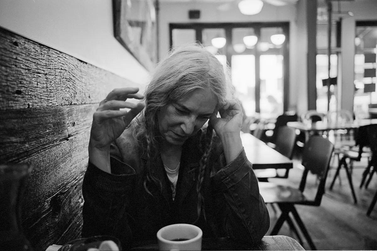 Patti Smith, un año entre sueños y pesadillas