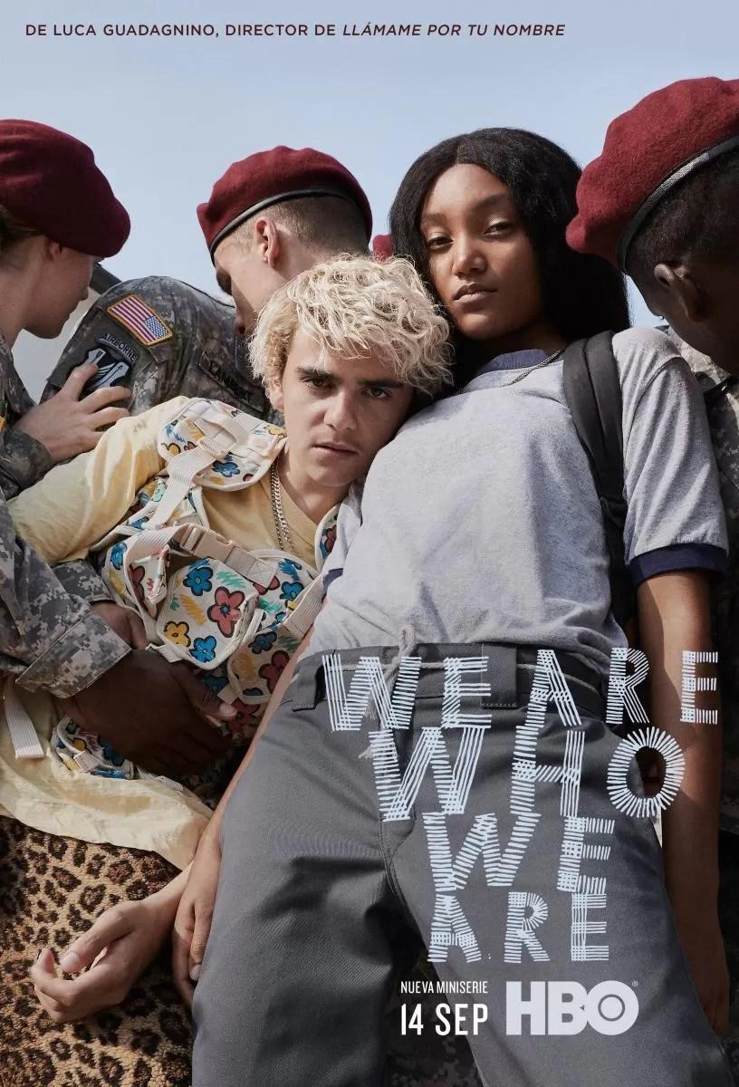 'We Are Who We Are', una poética y sensible mirada a la vida de dos adolescentes