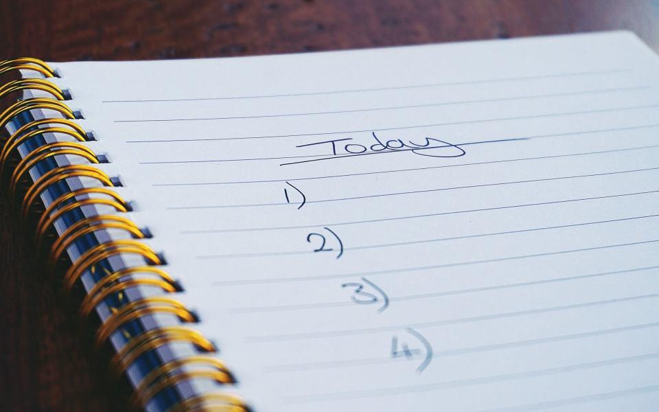 lo que tu lista de tareas dice sobre ti productividad