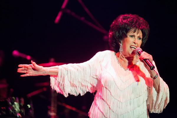 Wanda Jackson en concierto