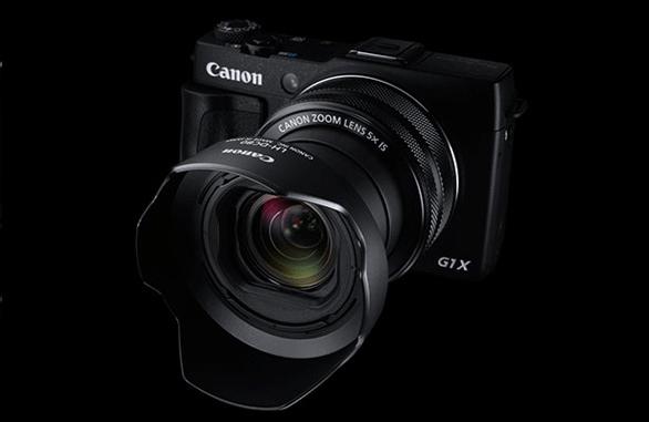 La nueva Canon PowerShot G1 X Mark II