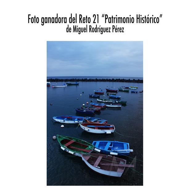 Foto ganadora del Reto Fotográfico. © Miguel Rodríguez Pérez