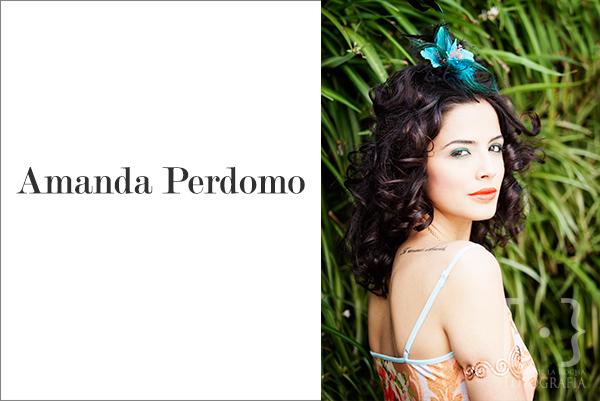 Amanda Perdomo © Ramón de la Rocha