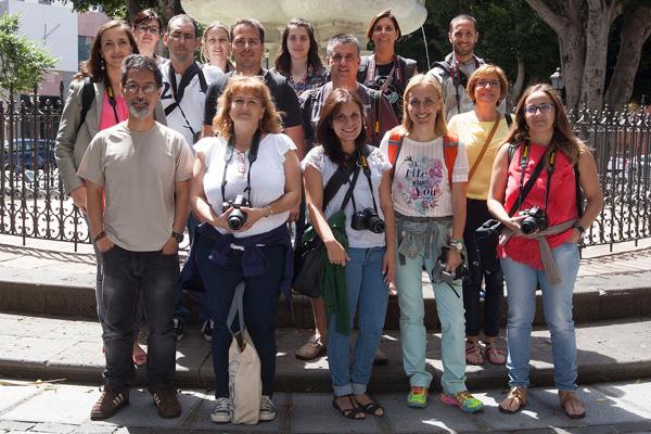 Curso Básico de Fotografía Digital impartido los días 12 y 13 de julio en Tenerife