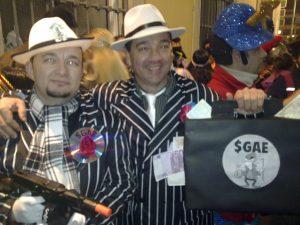 Los cobradores de la SGAE