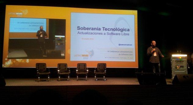 Soberanía Tecnológica en Latinoware