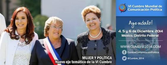 Mujeres y Política Cumbre Mundial