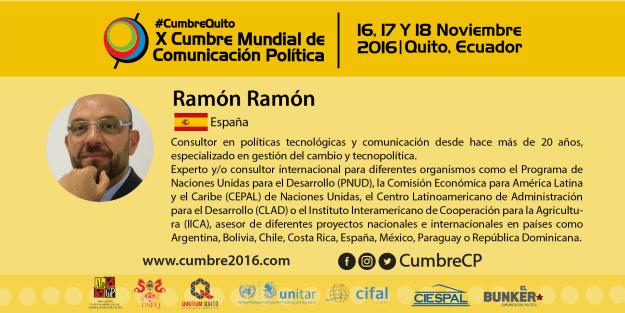 Cumbre Comunicación Política Ecuador
