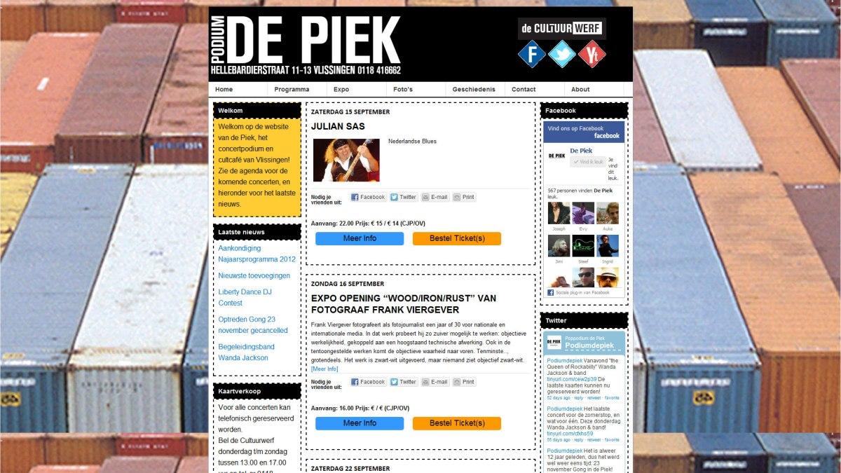 DePiek.nl 2012