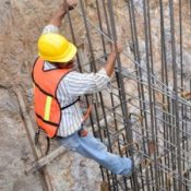 construction worker workers' compensation
