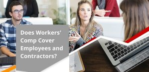 Does Workers' Comp Cover Employees and Contractors? [infographic]