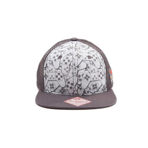 Snapback PlayStation Hat | Rample.gr