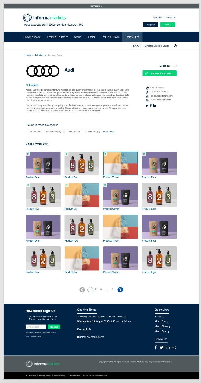 markitmakr90 exhibitor products