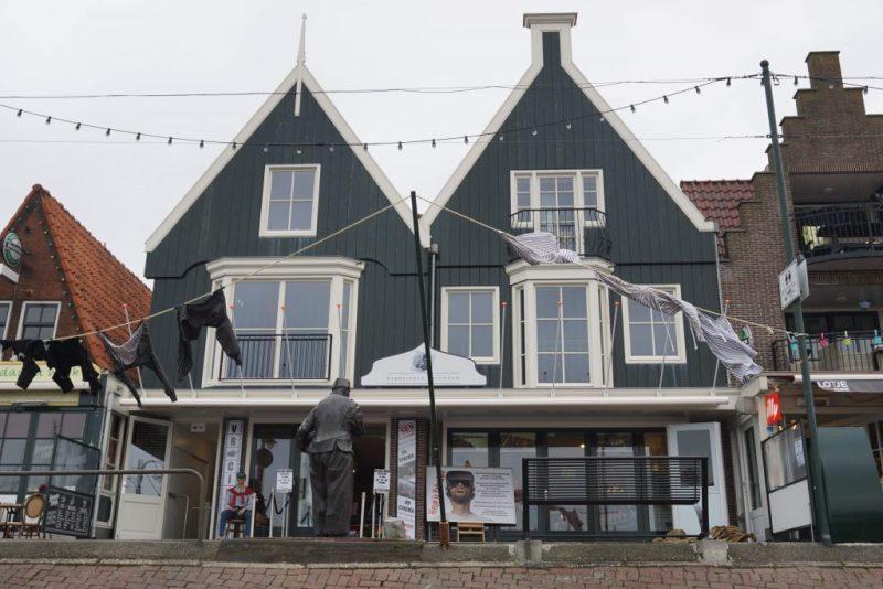 Volendam Experience (former cafe Hemeltje) by Elena Finariu (The Scars of the 2001 Tragedy Volendam)