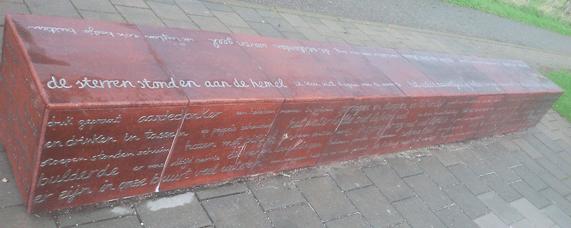 wilnis monument door Marlies Kempen (Wilnis – 25 & 26 Augustus 2003)