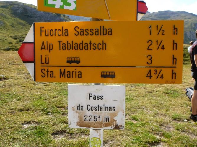 Alpencross St.Anton - Poschiavo