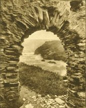 King Arthur's Castle Doorway