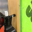 Fasten window and door bucks to light gauge metal