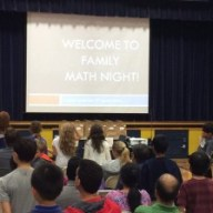 Hubb Math Night 1
