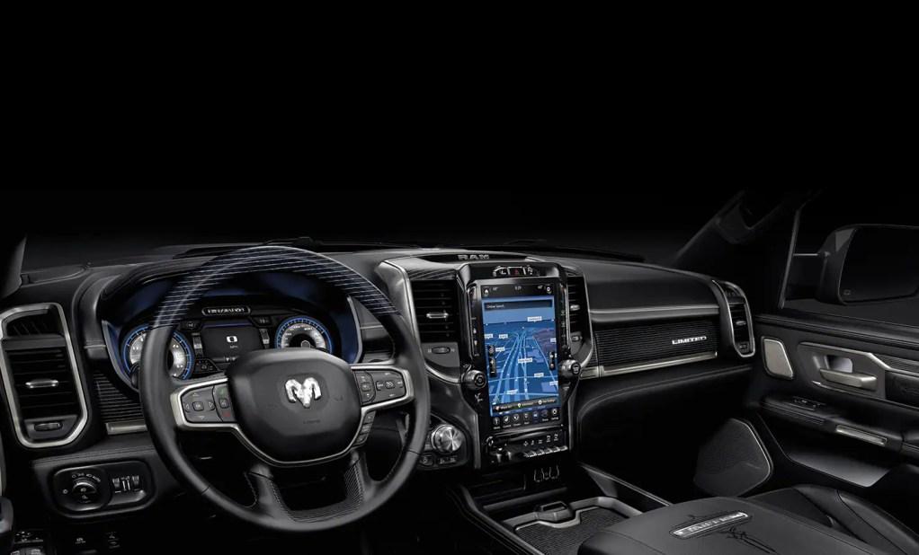 2020 Ram 1500 Interior | Truck Pictures & More