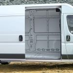 2021 Ram Promaster Cargo Van Payload Dimensions More