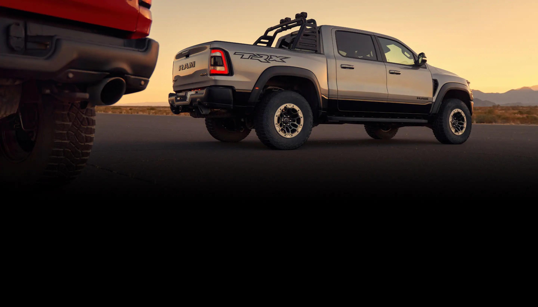 2021 ram 1500 trx off road pickup