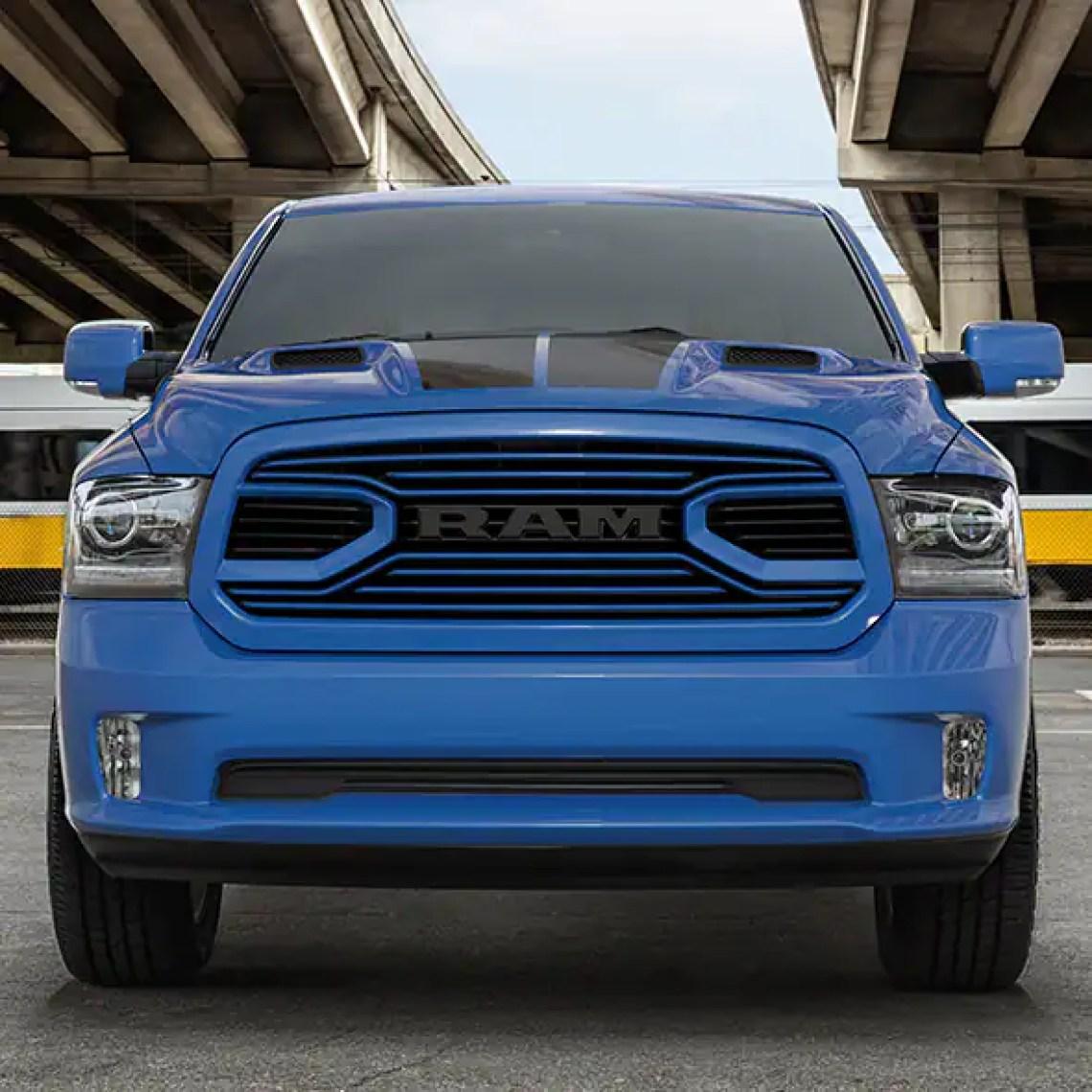 Hydro Blue Ram 1500 >> 2018 Dodge Ram 1500 First Drive | Car Models 2018 - 2019