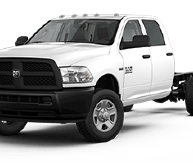 Ram K Gvwr Chassis Cab