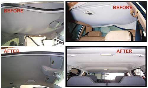 Replace 2007 Honda Accord Headliner