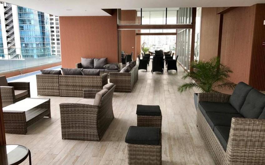 NEG Beautiful Quartier COCO del Mar 120mts2- ocean view balcony